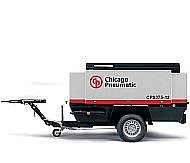 CHICAGO PNEUMATIC CPS 375 - 12